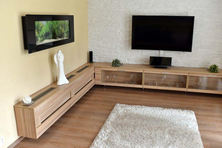 Exotická obývačková zostava