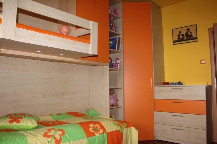 Pestra detská izba