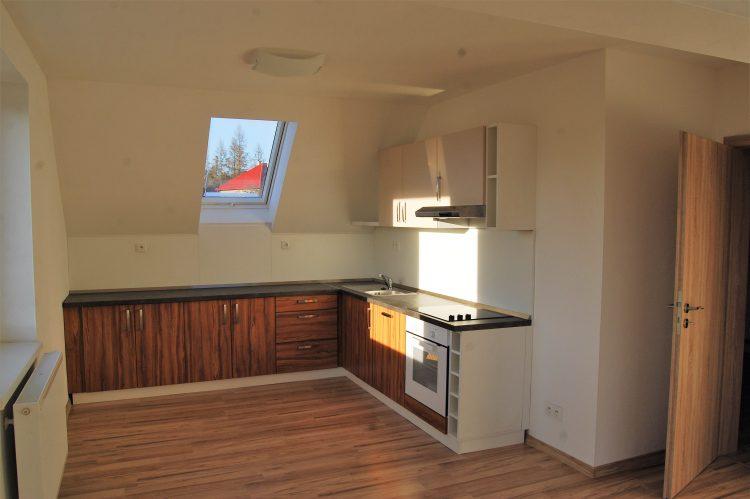 Kuchyne do nájomných bytov
